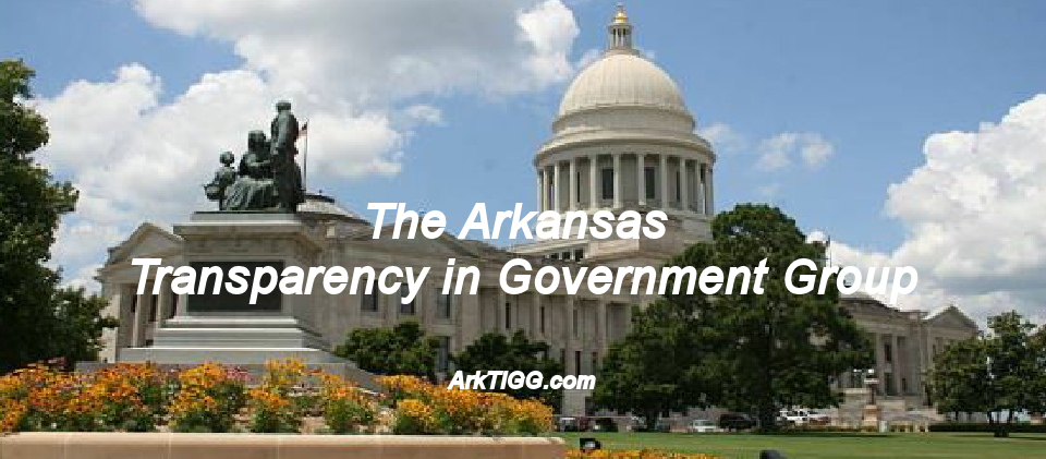 The Arkansas Transparency in Government Group
